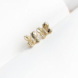 PANDORA Butterfly Stud Earrings